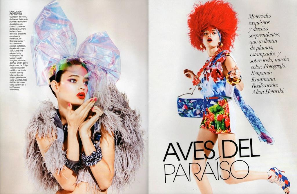Accessories, Vogue