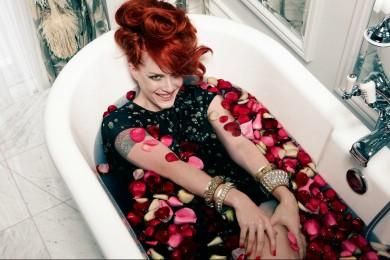 Ana Matronic, Marie Claire Magazine