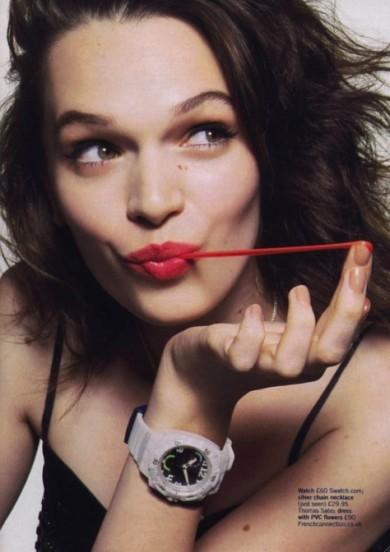 Anna Brewter, British Glamour