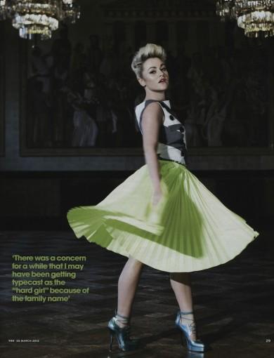 Jamie Winston, You Magazine