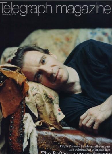 Ralph Fiennes, Julian Broad