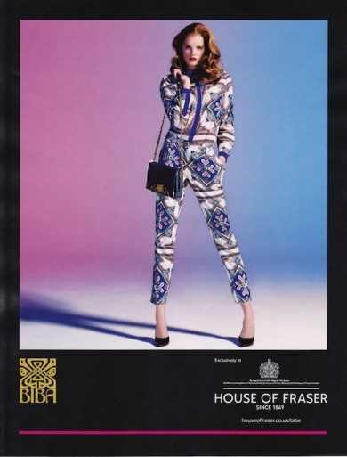 Biba, House Of Fraser, Aitken Jolly