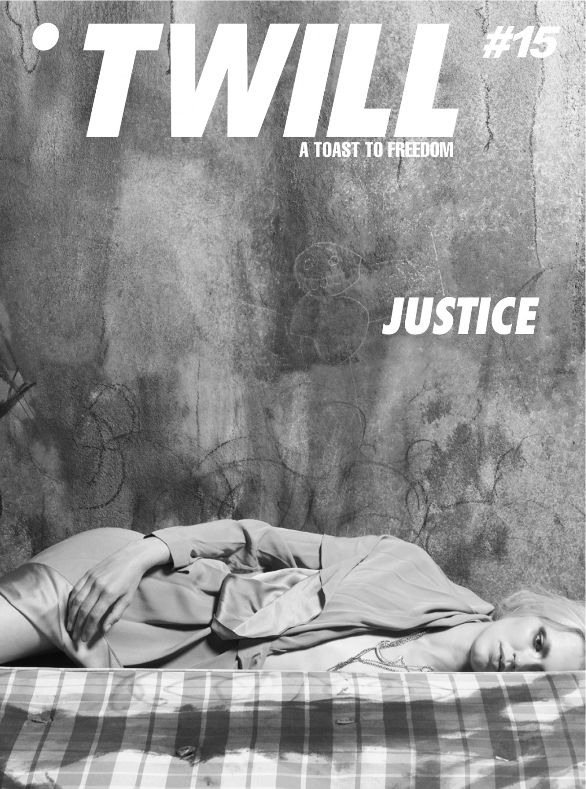 Twill #15 by Perry Curties, Justice