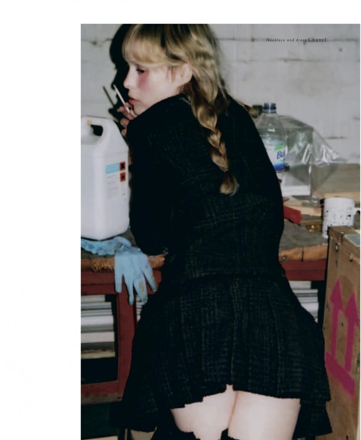 claudine blythman makeup artist petite meller indie