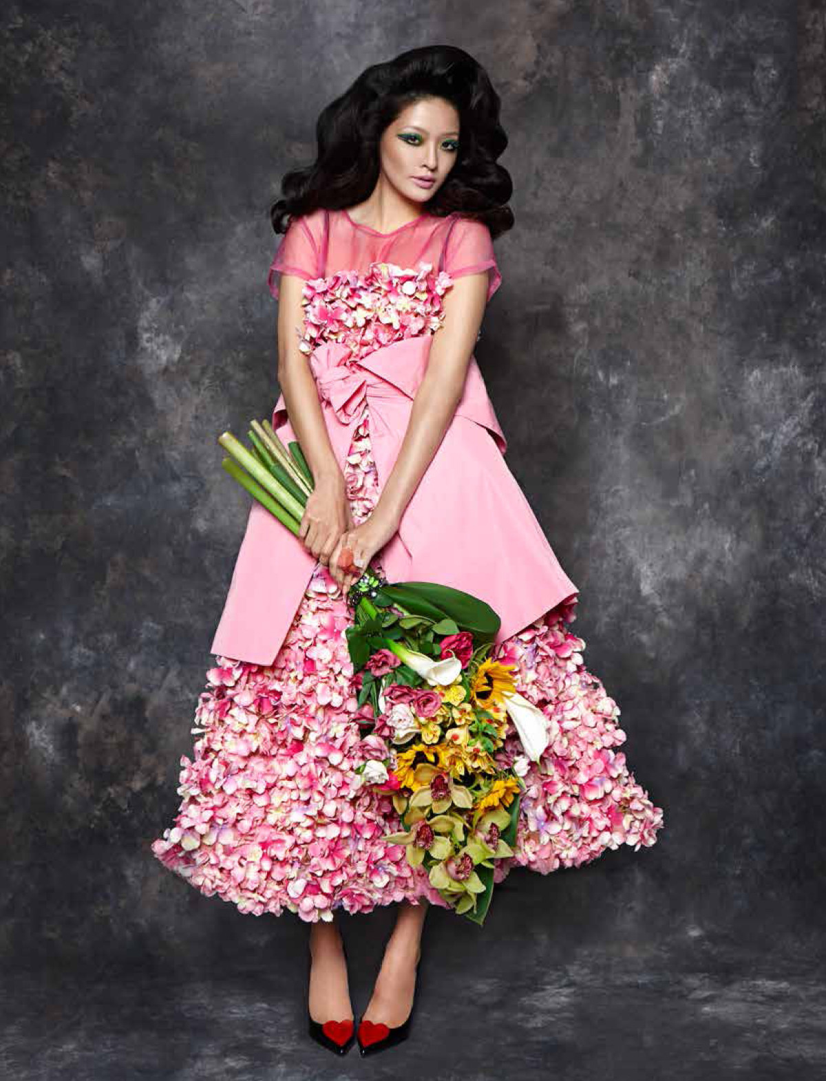 Treasured Queen, Push it Magazine, Beauty Queen,, Diana Gomez