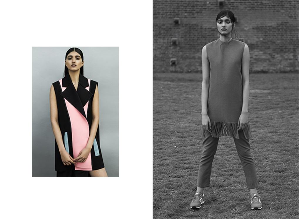 Neelam Gill, Mark Rabadan, Vogue Italia